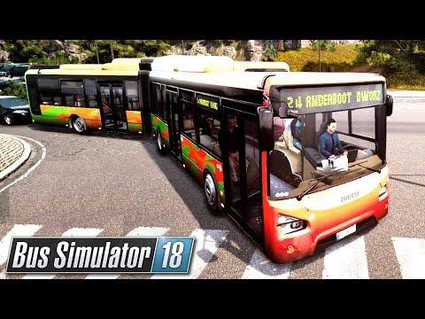 Zakup Autobusu Przegubowego | Bus Simulator 18 (#18)