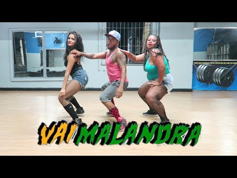 Vai Malandra - Anitta, Mc Zaac, Maejor ft. Tropkillaz & DJ Yuri Martins COREOGRAFIA