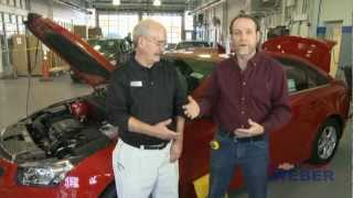Prepping your Car For Winter at Weber Chevrolet with Nick Bacott from KSHE 95