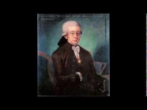 W. A. Mozart - KV 266 (271f) - String Trio in B flat major ...