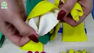 Хозяйственные перчатки для уборки с заботой о ваших руках!