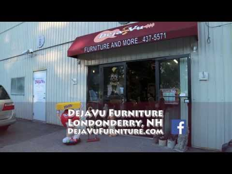 Dejavu Furniture TV Spot For Local Furniture Store Who Also Deals In  Eclectic Pre Owned Products