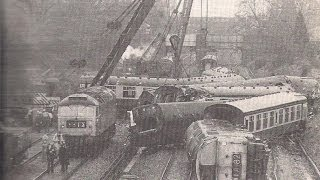 Ealing rail crash