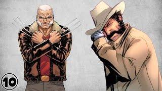 Top 10 Alternate Versions Of Wolverine