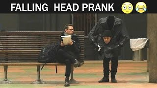 Falling Head Prank -Julien Magic