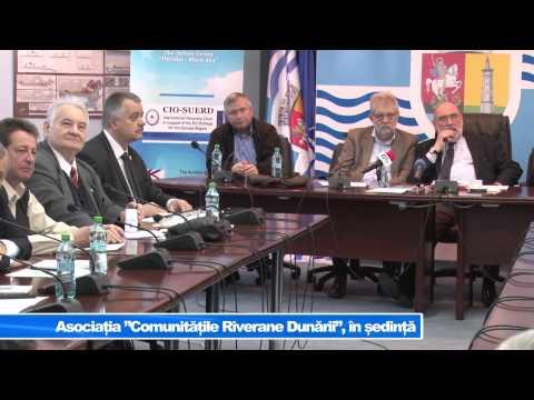 Reuniunea CLDR Romania - Strategia UE pentru Regiunea Dunarii - Giurgiu, 25 martie 2015