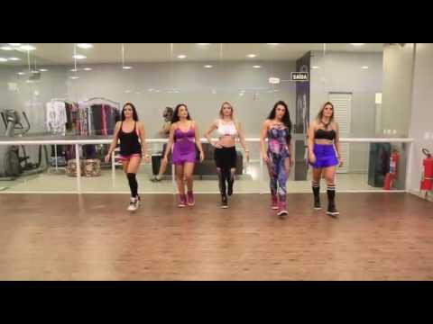 Bum Bum Granada - MCs Zac e Jerry (coreografia)