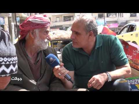 جولات (8): الواقع المعيشي في مدينة إدلب ما قبل شهر رمضان المبارك