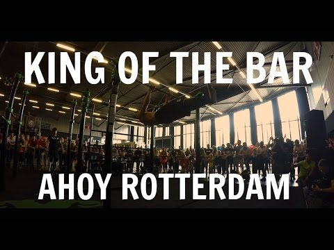 King of the Bar Netherlands, Ahoy Rotterdam 2016