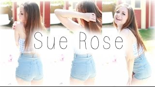 ♡ Sue - Welcome to my channel ♡ Thumbnail
