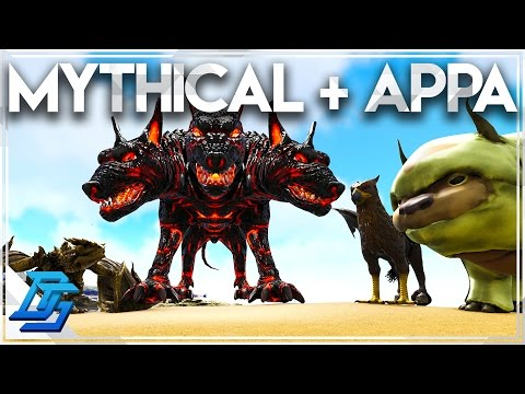 Appa Preview , Mythical Creatures Mod - Ark Survival Evolved
