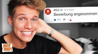 """Mein Gastauftritt bei """"HILF MIR!"""" von RTL2"""