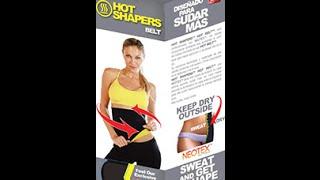 Пояс для похудения Hot Shapers (Доставка по России)