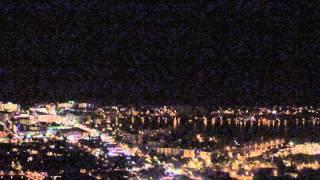 majorca,mallorca,.alcudia night sky full hd