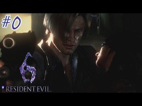Resident Evil 6 ไทย #0 จุดเริ่มต้นของสี่เส้นทาง