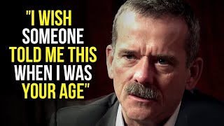 Chris Hadfield's Life Advice Will Leave You SPEECHLESS - One of the Most Eye Opening Speeches
