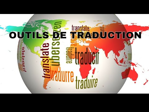 OUTILS DE TRADUCTION Et TRANSCRIPTION VOCALE