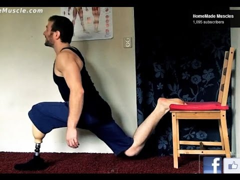 3 bodyweight exercises for lower body quads hams and