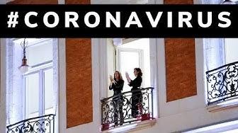 Bewegende Aktion in Zeiten des Coronavirus: Spanier ehren alle Ärzte mit Applaus!