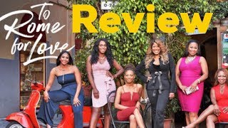 REVIEW - TO ROME FOR LOVE, SEASON 1, EPISODE 2 - MERCEDES BENDS THE RULES