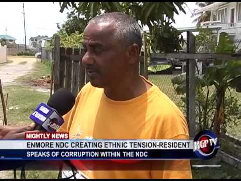 ENMORE NDC CREATING ETHNIC TENSION RESIDENT