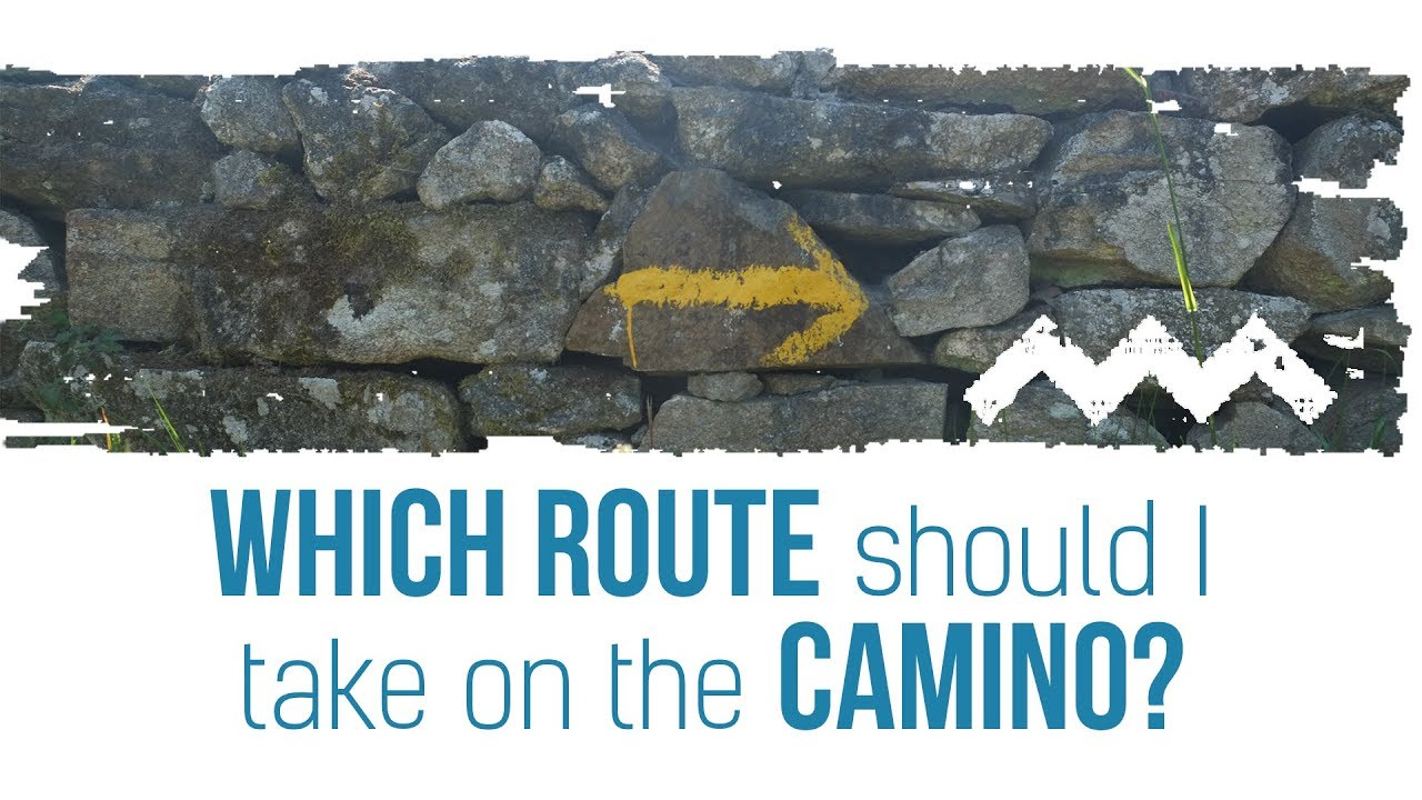 Camino Santiago Route Planner Camino De Santiago Routes Which One Should I Take