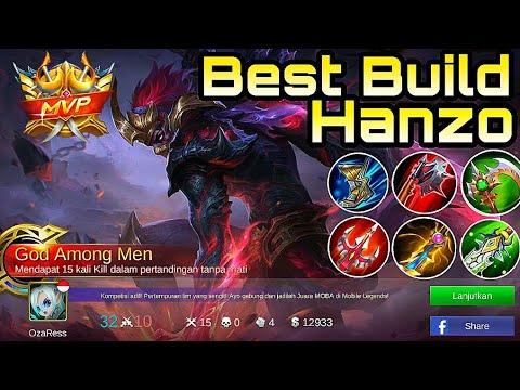 46 Gambar Build Mobile Legends HD Terbaru