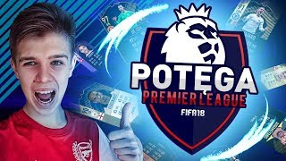NOWA EPICKA SERIA! | FIFA 18: POTĘGA PREMIER LEAGUE [#1]
