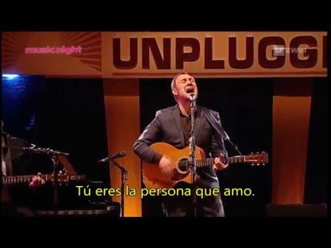 David Gray - The one I love Subtitulada