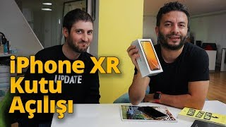 Ucuzu buysa yandık: iPhone XR ofisimizde