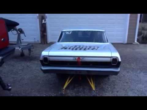 63 chevy nova drag racing car for sale youtube. Black Bedroom Furniture Sets. Home Design Ideas