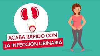 Cómo identificar los síntomas y curar una INFECCIÓN URINARIA