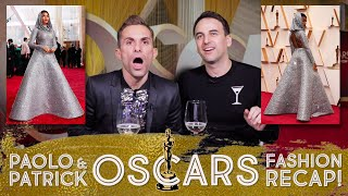 BEST & WORST of Oscars Red Carpet Fashion!