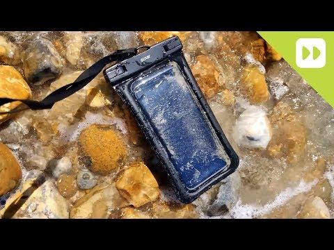 Olixar Light Cube Portable Bluetooth Speaker - YouTube