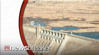 Imágenes de NASA Muestran que el Mundo se está quedando sin Agua