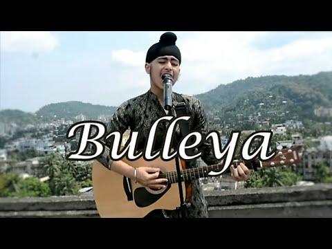 Bulleya(Acoustic Version)| Ae dil Hai...