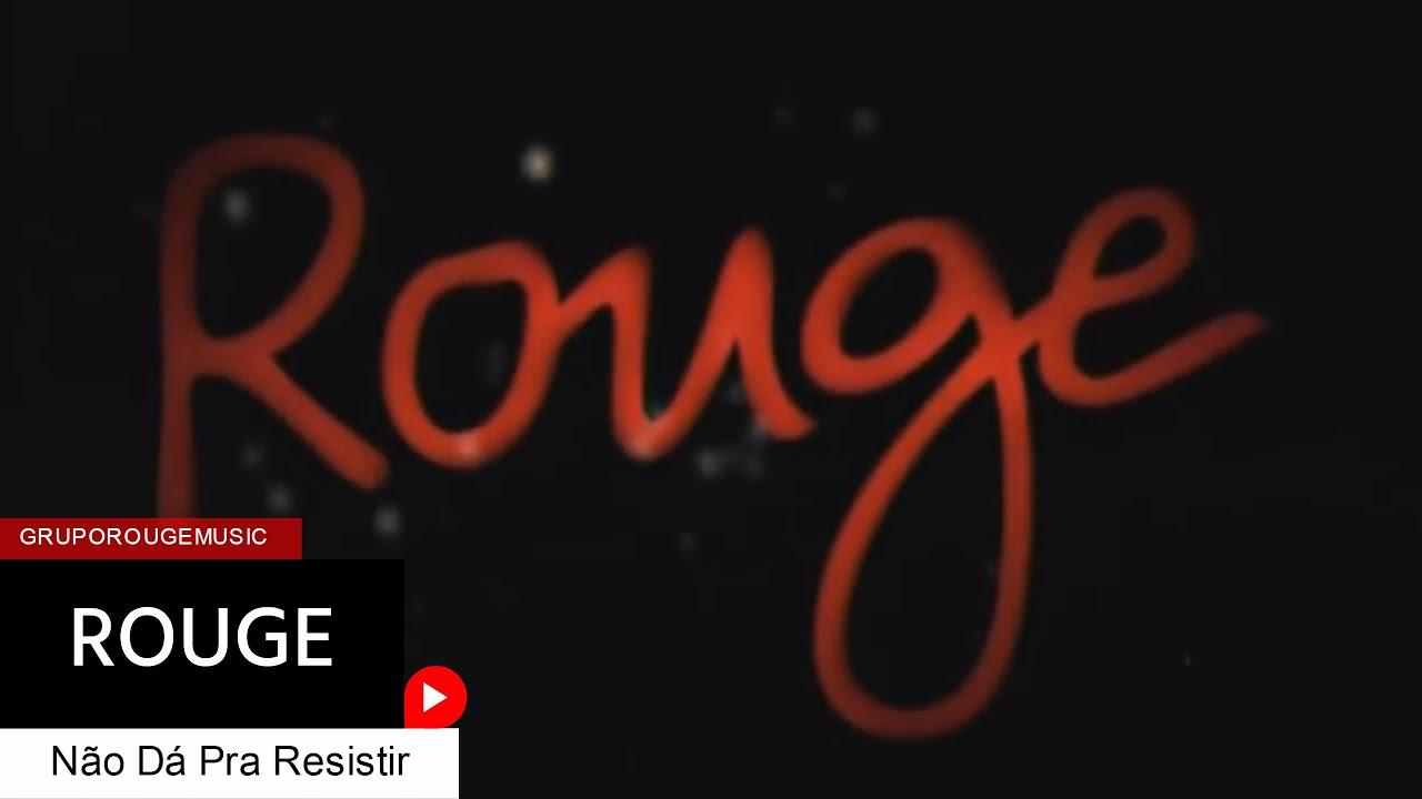 Rouge Não Dá Pra Resistir Irresistible Videoke
