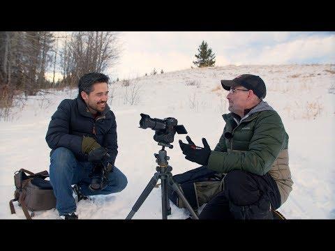 Panasonic G9 Hands-On Field Test with Joe Dejardins