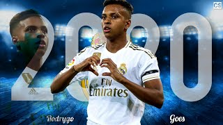 Rodrygo Goes 2019/20 • Humiliating Dribbling Skills, Goals & Assists || HD