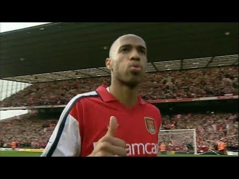 Arsenal vs Everton | 4-3 | 2001/02 [HQ]