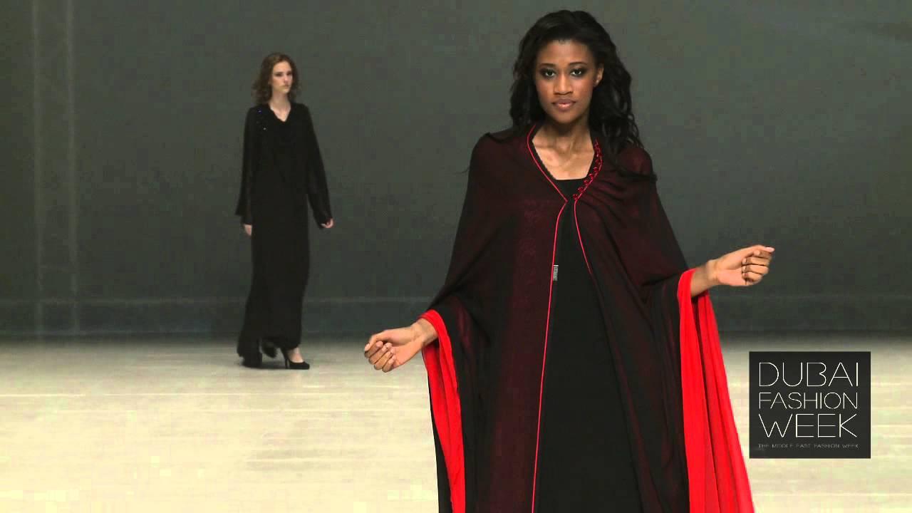 Dan Couture Abayas And Jalabiyas Fashion Show At Dubai Youtube