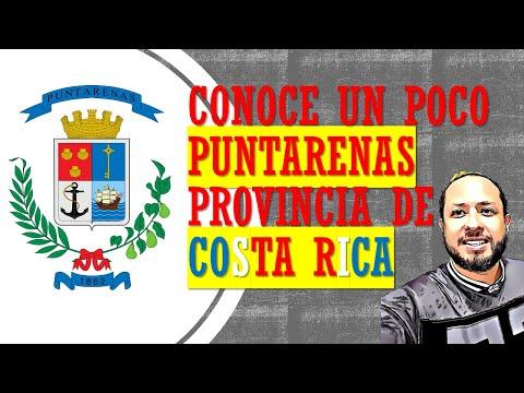 Conoce Un Poco Puntarenas Provincia De Costa Rica   Paseo Familiar A La Playa