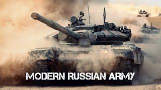 Modern Russian Army 2016.