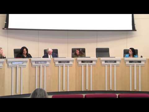 LBCCD - Board of Trustee Meeting - March 28,  2017 - Part 2