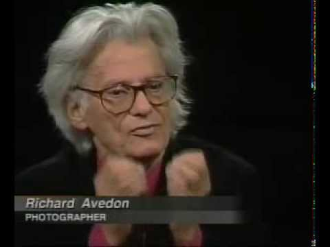 Charlie Rose - Richard Avedon