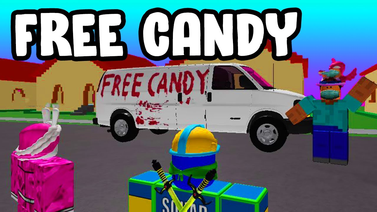 White Van Roblox Vídeo Roblox White Van Gave Me Free Candy Emergency Response Liberty County Roblox Funny Moments Youtube