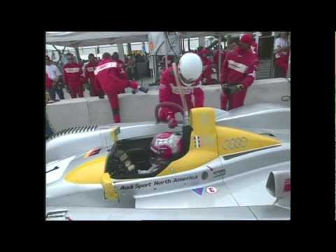 2001 Sebring Broadcast [Part 1] - ALMS - Tequila Patron - ESPN - Racing - Sports Cars