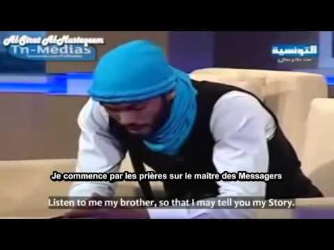 Un jeune tunisien surprend le public par un chant islamique !