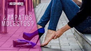 qué hacer cuando el zapato me molesta o me roza y no tengo curitas? confesiones del baño