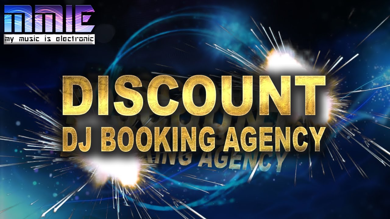 DISCOUNT: Cheap DJ Booking Agency